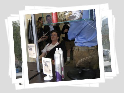 Friseur Schliersee Junggesellenabschied 7