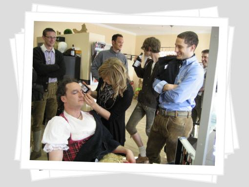 Friseur Schliersee Junggesellenabschied 10